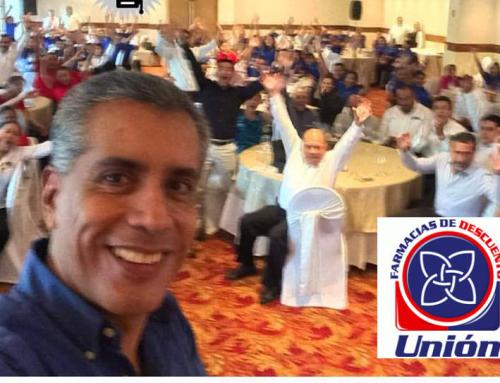 Gran Conferencia Con Farmacias Unión