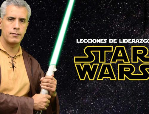 Lecciones de Liderazgo de Star Wars