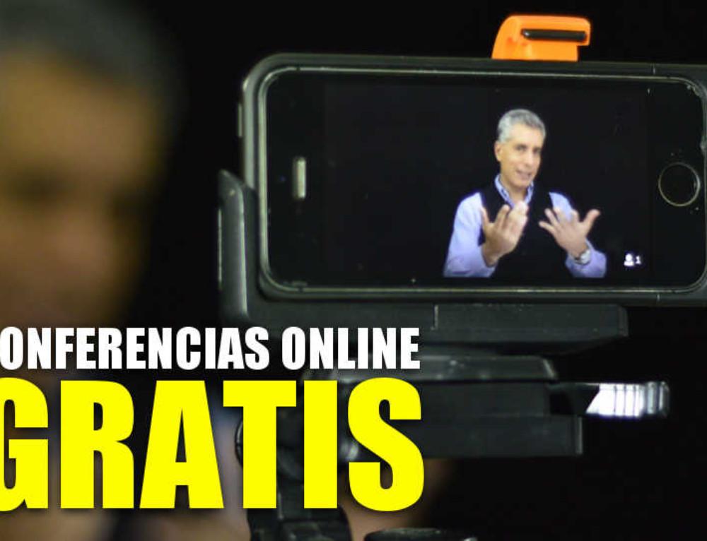 Conferencias Online GRATIS