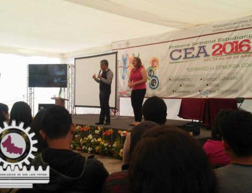 Éxito en el Instituto Tecnológico de San Luis Potosí