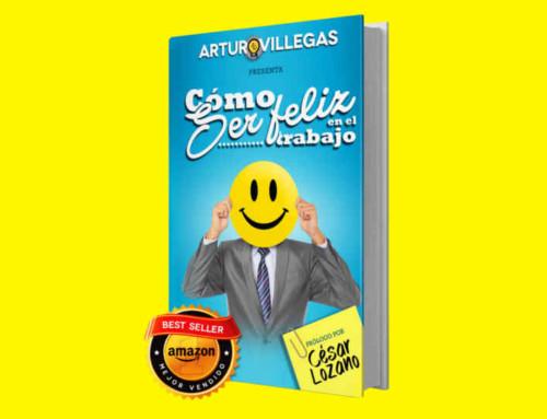 Libro Cómo Ser Feliz En Mi Trabajo