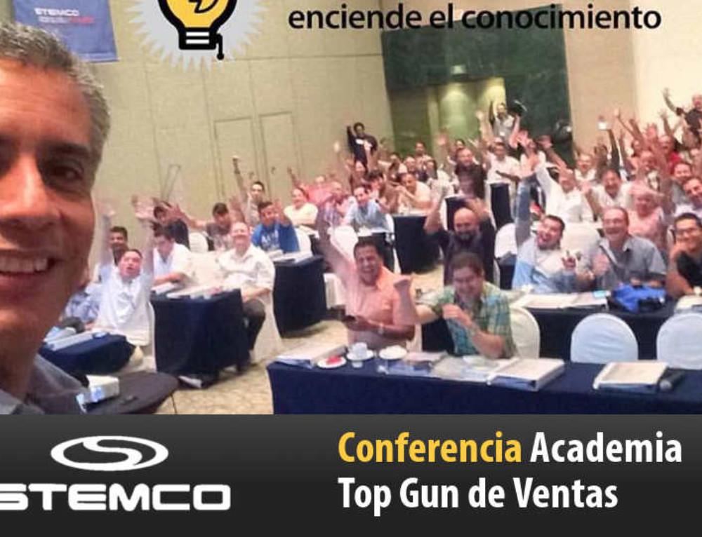 Conferencia Con Stemco – Conferencista Arturo Villegas