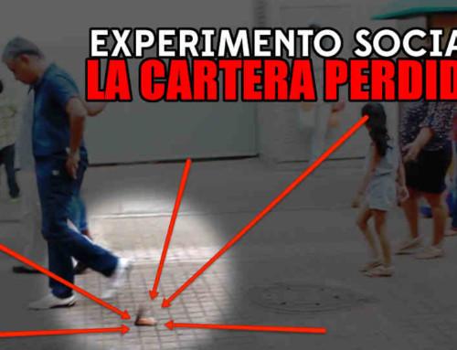 Experimento Social: La Cartera Perdida.