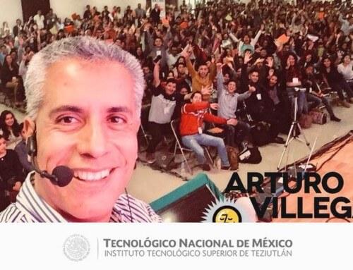 Conferencia para Estudiantes del ITS Teziutlán, Puebla.