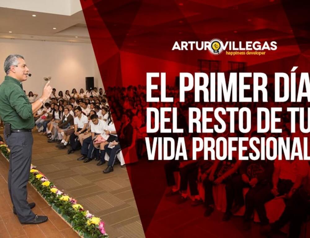 Conferencistas para Estudiantes – Arturo Villegas, Conferencista Mexicano