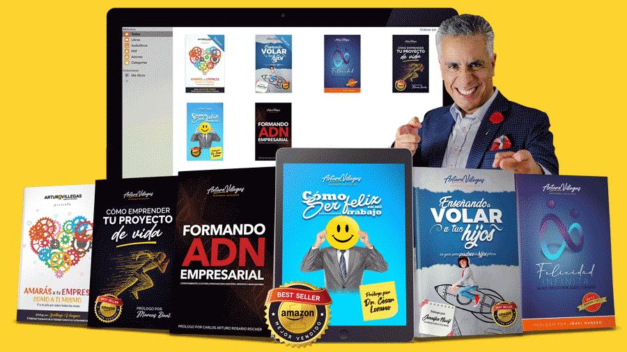 Libros de Arturo Villegas